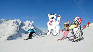 Kinderanimation in Obertauern