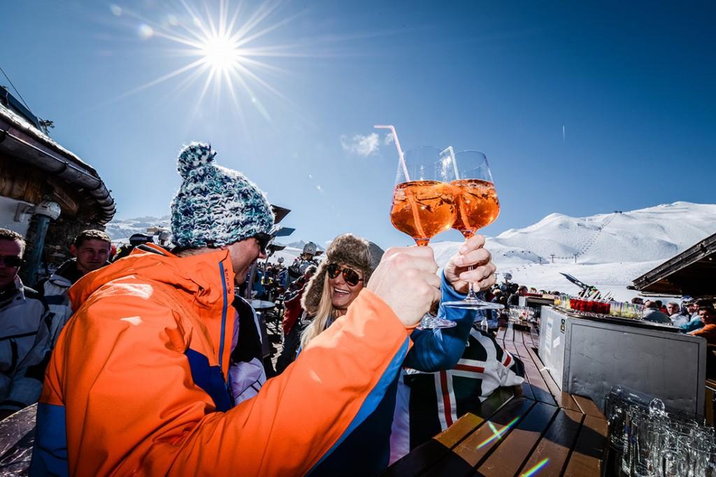 Zu einem anständigen Skiurlaub gehören nicht nur tolle Pisten und Sonne, sondern auch richtig gutes Essen. Hausmannskost aus Salzburg - im Idealfall.