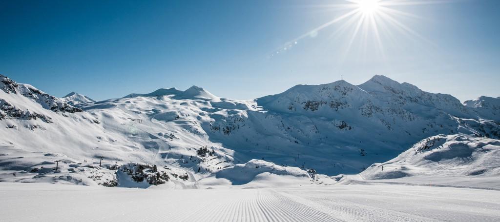 Schneesicherheit in Obertauern