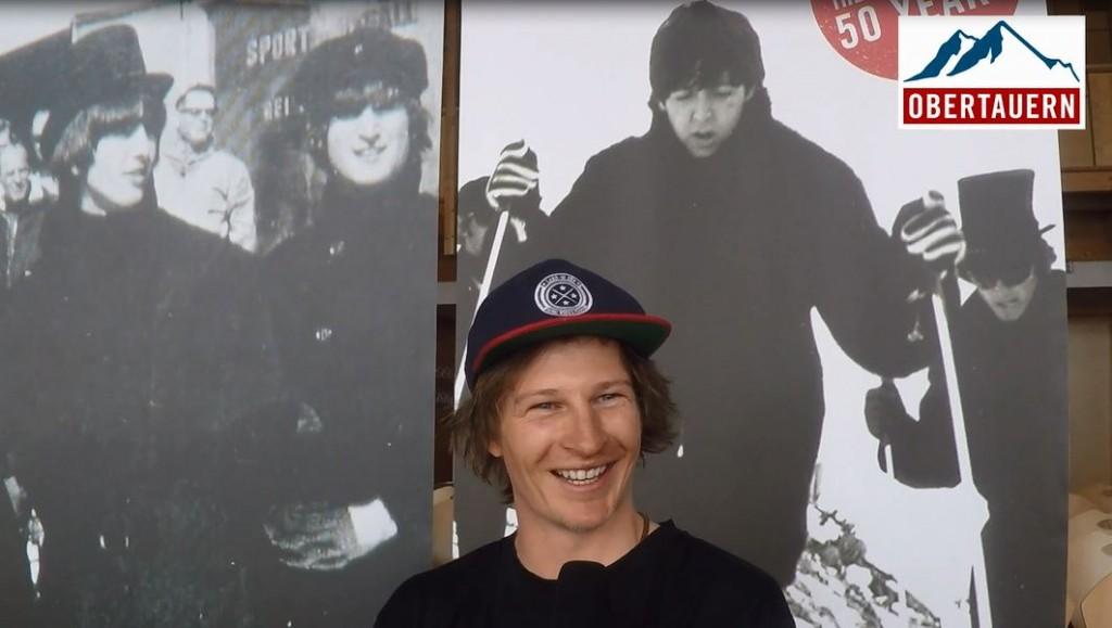 Michael McCloy aus Neuseeland besucht Obertauern jedes Jahr