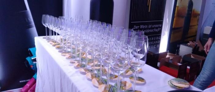 Feinstes zum trinken im VIP-Bereich